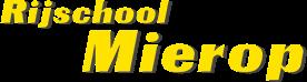 Rijschool Mierop
